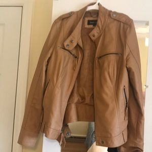 Caramel Fall Jacket